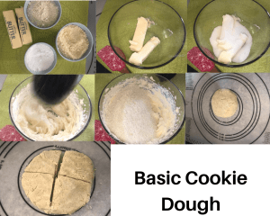 Basic Cookie Dough