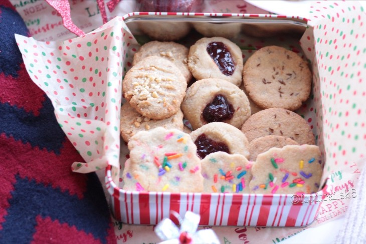 Sprinkle Cookies from Basic Cookie Dough