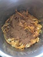add coconut sugar/castor sugar