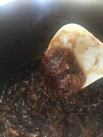 Cooked Jam after 20 mins