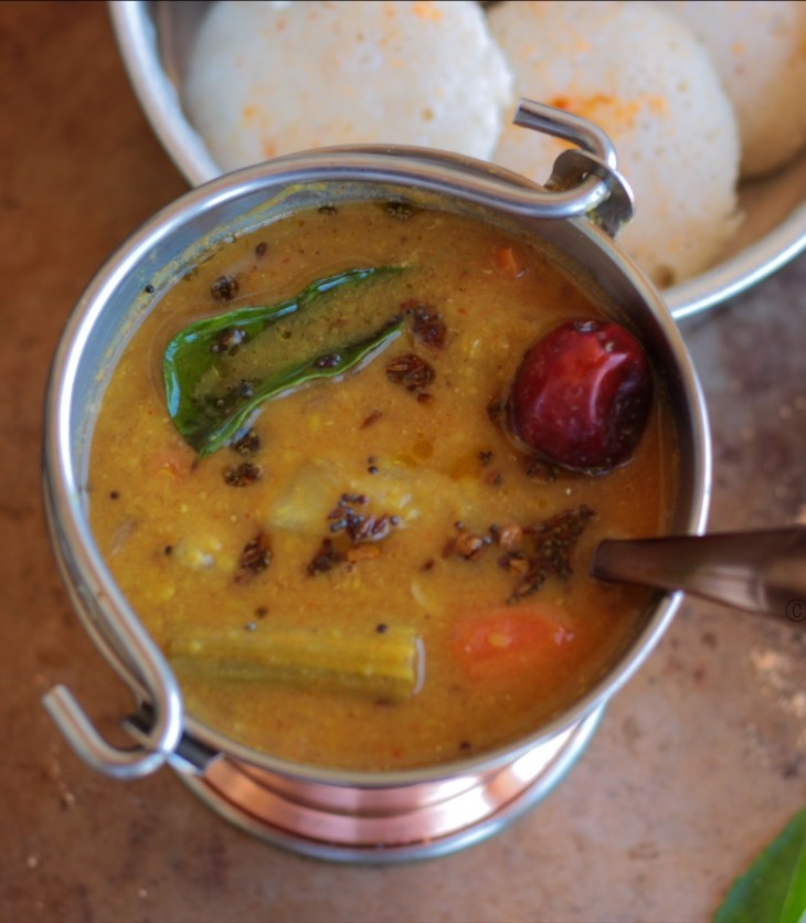 Udipi Style Sambhar