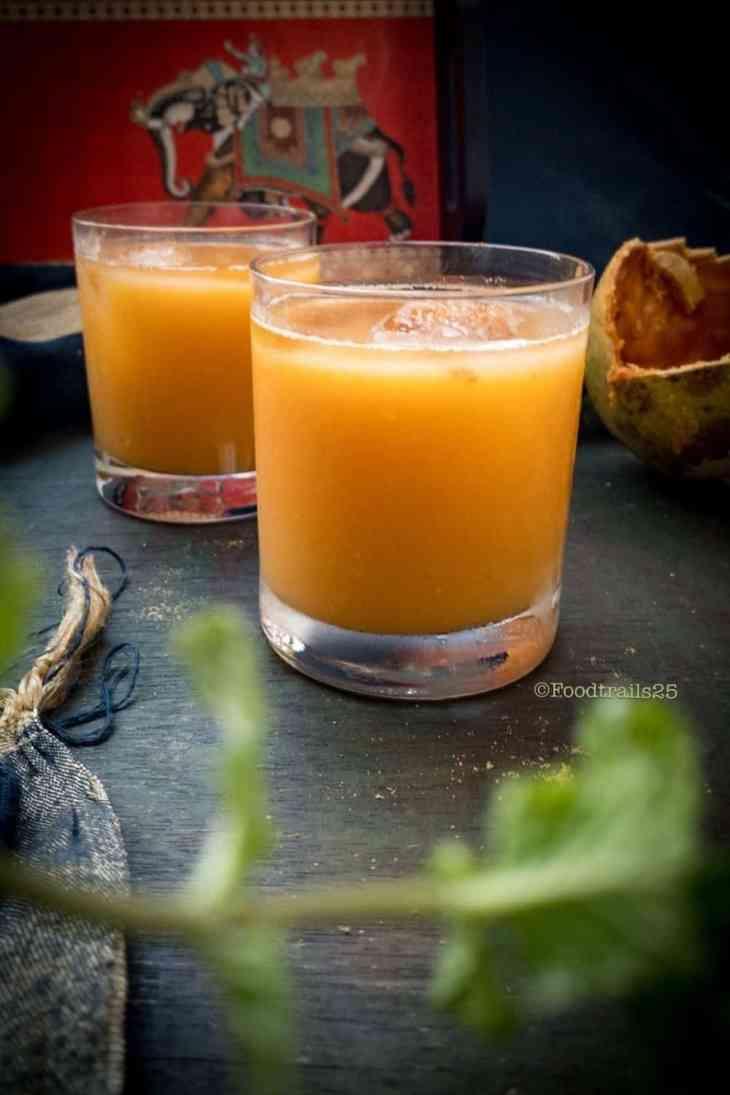 Bael Sharbat/Wood Apple Juice