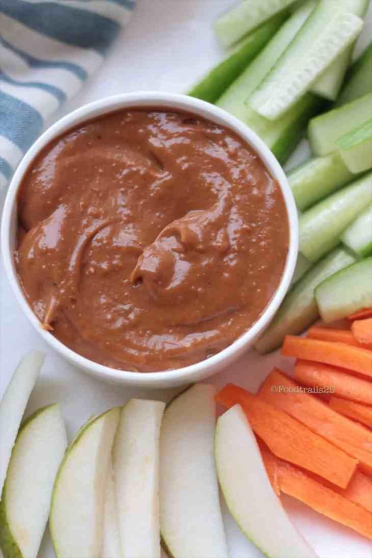 Thai Peanut Sauce/Dip