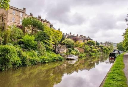Waarom Bath een van de leukste steden in Engeland is