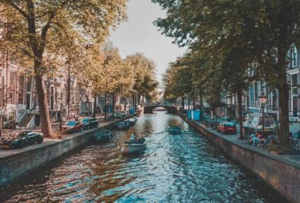De leukste, duurzame hotels in Amsterdam