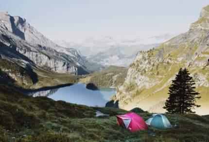 Wild kamperen in Europa, waar mag het?