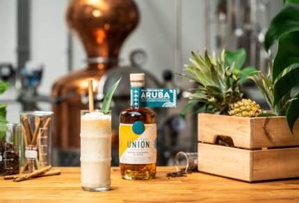 Recept: maak deze tropische Oro cocktail uit Aruba (en win een trip!)
