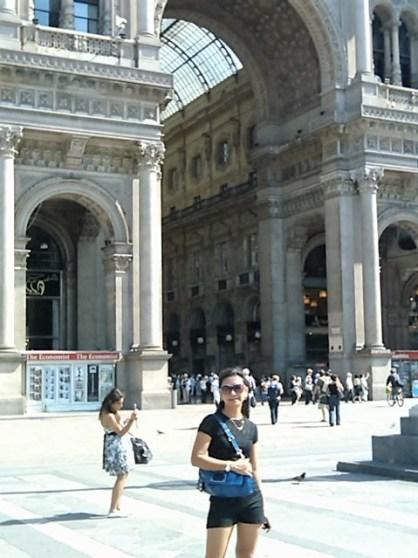 Duomo Piazza, Milan