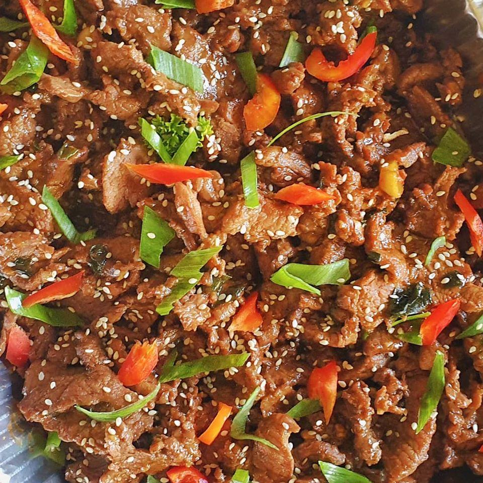 Tenderloin Beef Bulgogi