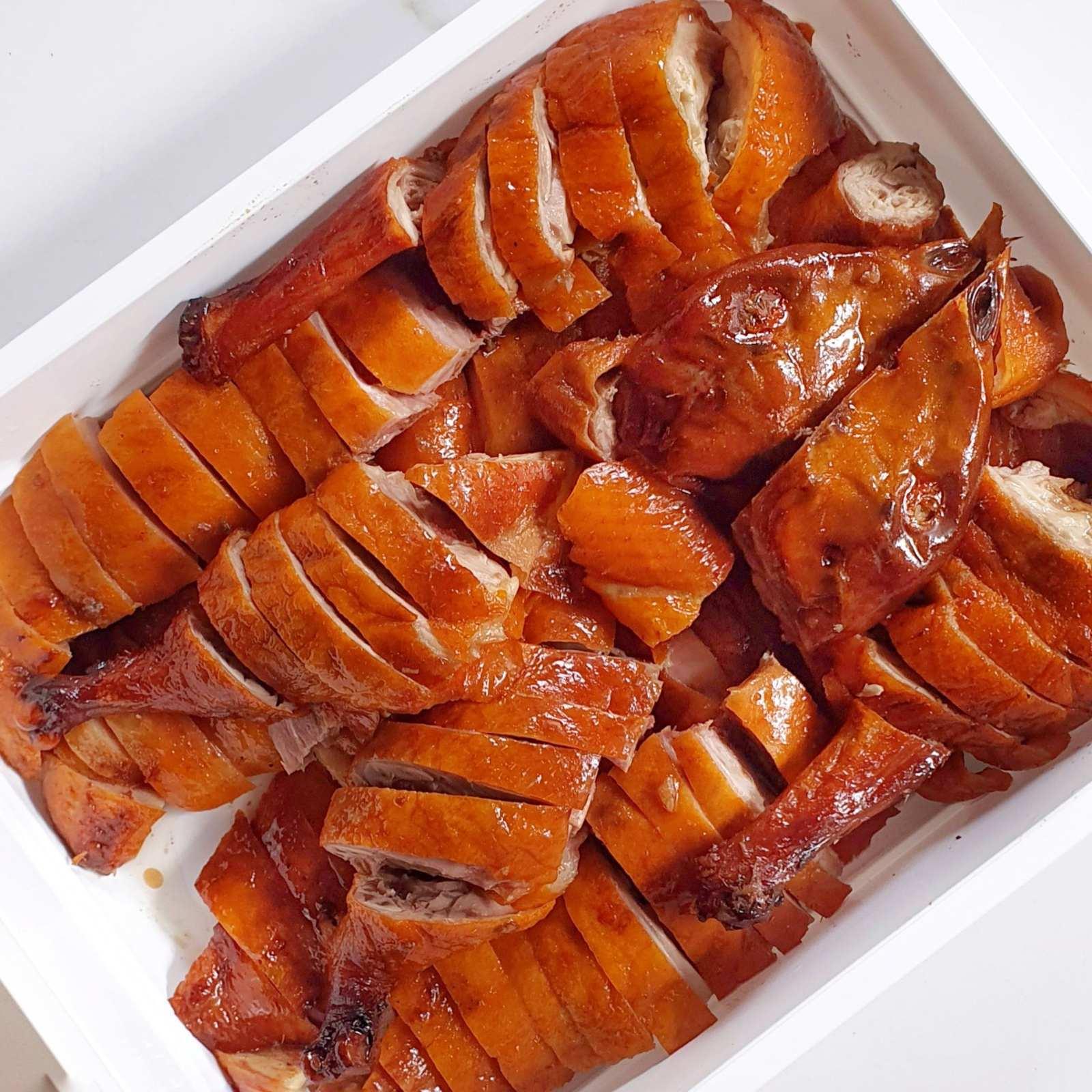 Roast Duck Whole