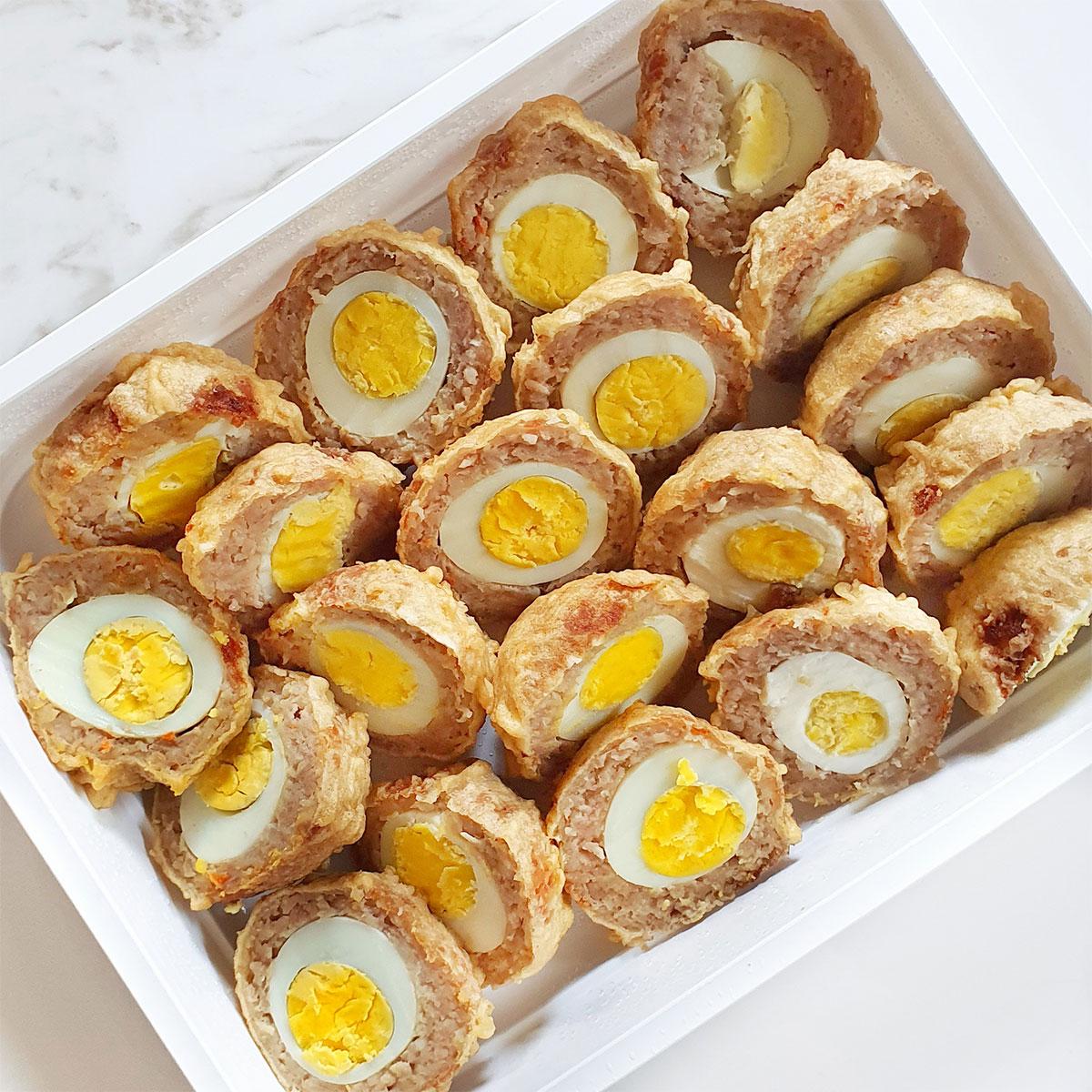 Stuffed Egg