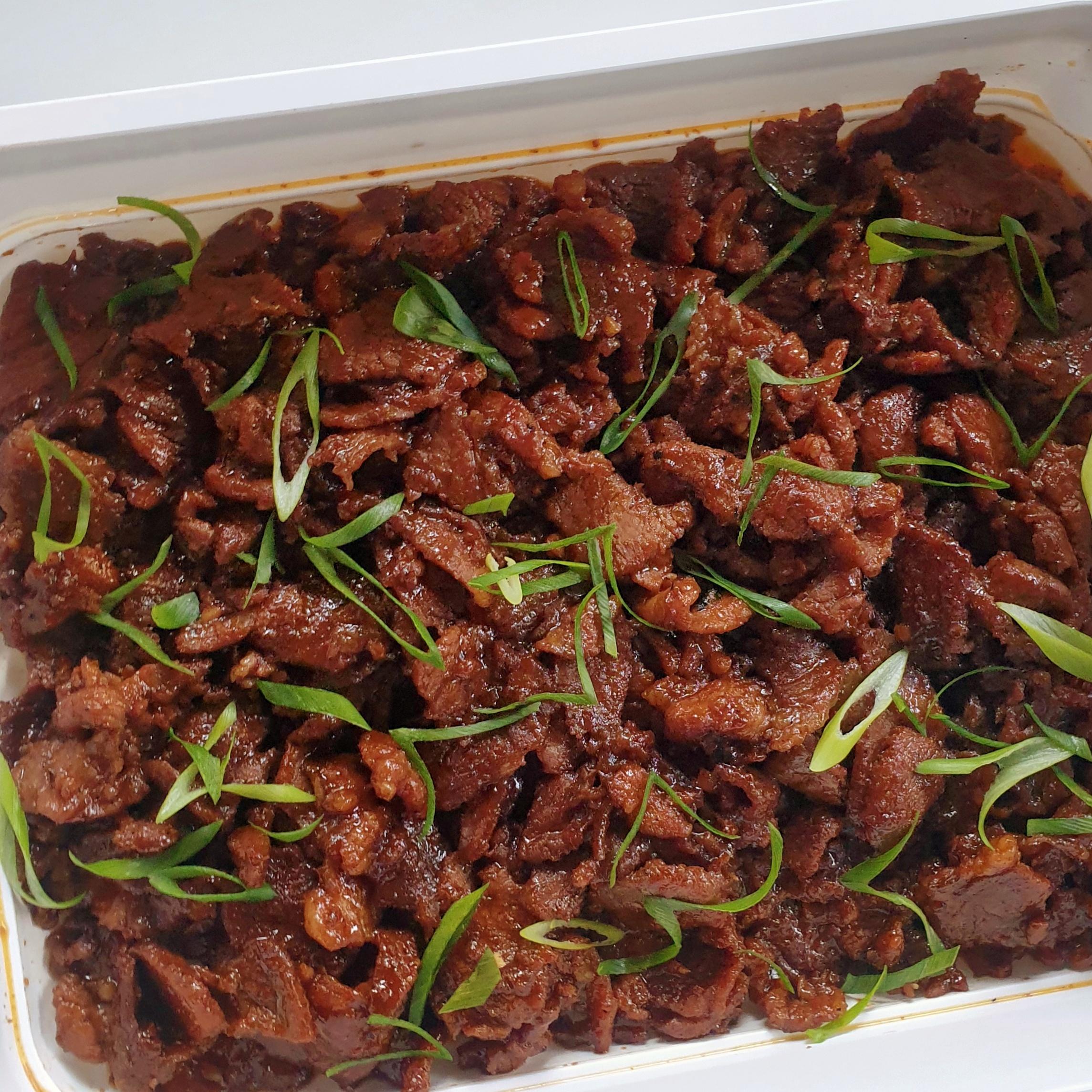 Korean Sweet Spicy Pork
