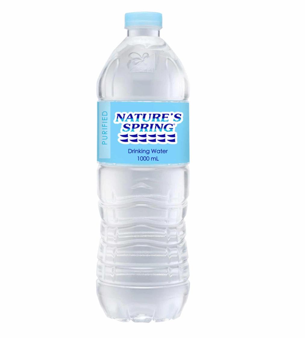 Bottled water 350ml