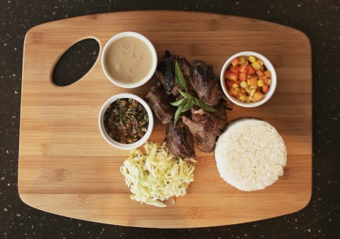 3. Horizon Cafe Beef Roll