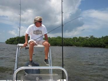Brian fishing