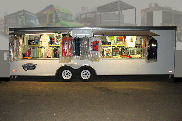 t shirt trailer for sale