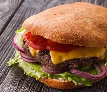 Халк бургер Без Адреса.