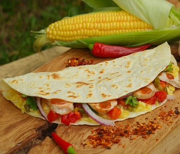 Такко от фудтрака BroS BurritoS.