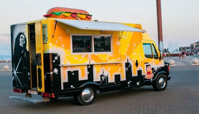фудтрак food truck#1