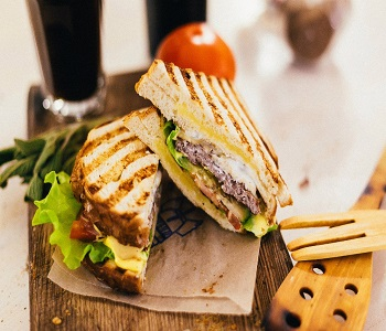 сэндвич от SnackBoxVN