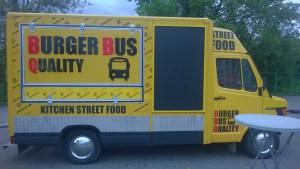 Фудтрак Burger Bus.