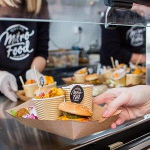 Фудтрак Mitro Food 7