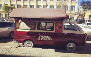 Фудтрак Marsel Marso