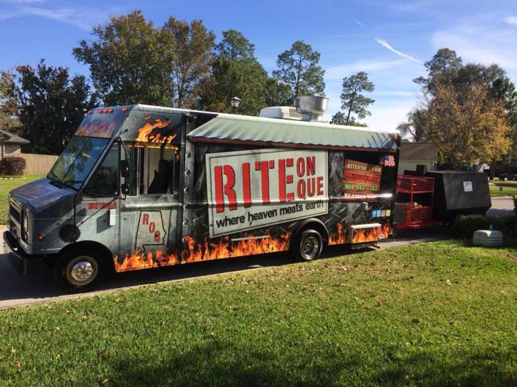 BBQ Catering Jacksonville FL Rite on Que