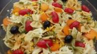 WAFFLESTREET salade pâtes végétarien traiteur repas