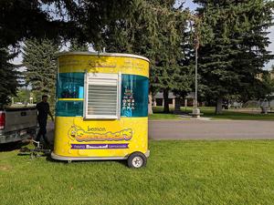 Lemon Smasher Food Truck