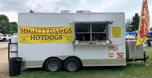 MightyDawgs Food Trailer