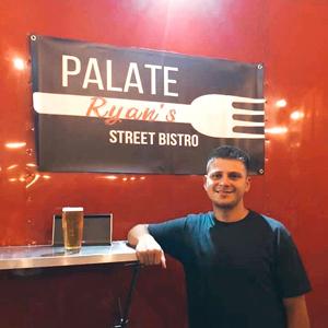 Ryan's Palate Street Bistro Food Truck