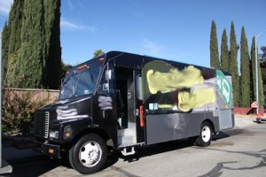 san francisco area food truck for sale