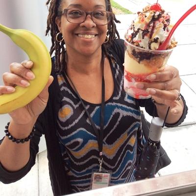 Washington DC ice cream truck