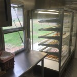 Bakery Truck Interior