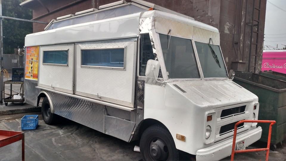 Older Food Truck For Sale