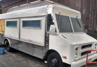 Older Food Truck For Sale