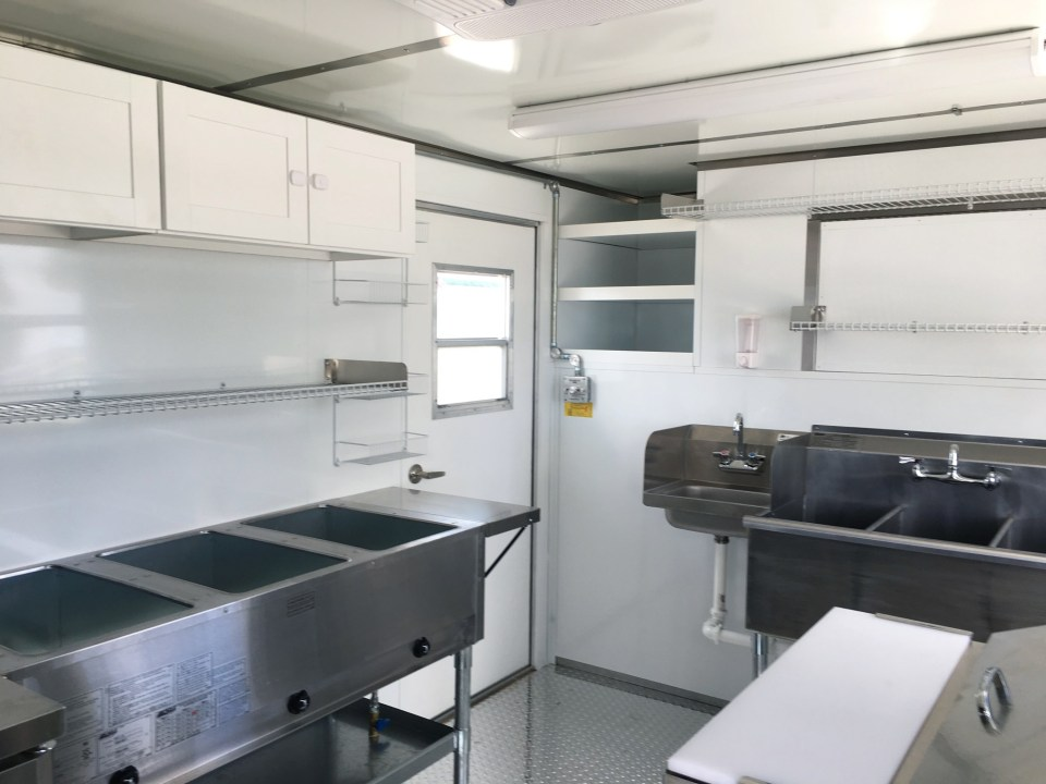 Food Truck Kitchen For Sale