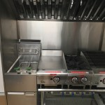 Food Truck Fryers