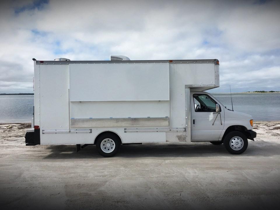 Food Truck Side
