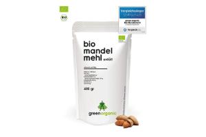 GreenOrganic Premium Mandelmehl