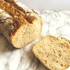 Kürbiskern-Kefir-Brot