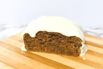 Karotten-Walnuss-Kuchen