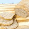 Vollkorn-Toastbrot mit Weizen-Vollkornmehl