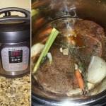 food under pressure