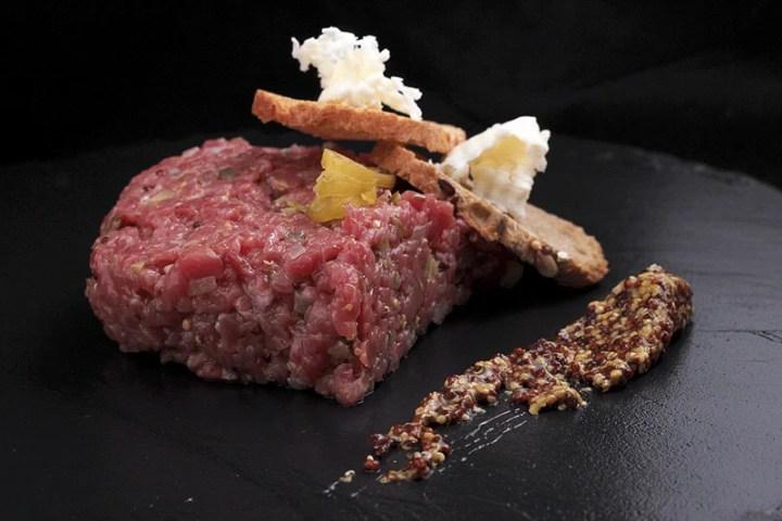 Steak tartare foodVAC - Cuisine Sous-Vide Haut de Gamme