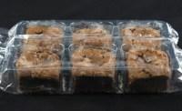 Brownie de chocolate sin gluten foodVAC