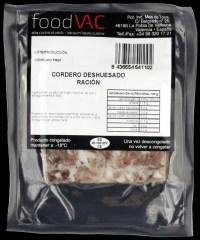 Boned Spanish Lamb Sous Vide Fine Food for Haute Cuisine