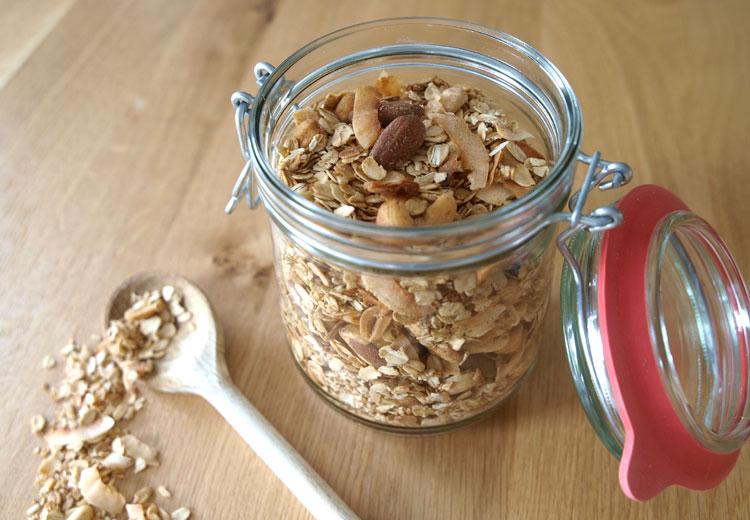 Granola – net zo makkelijk zelf te maken