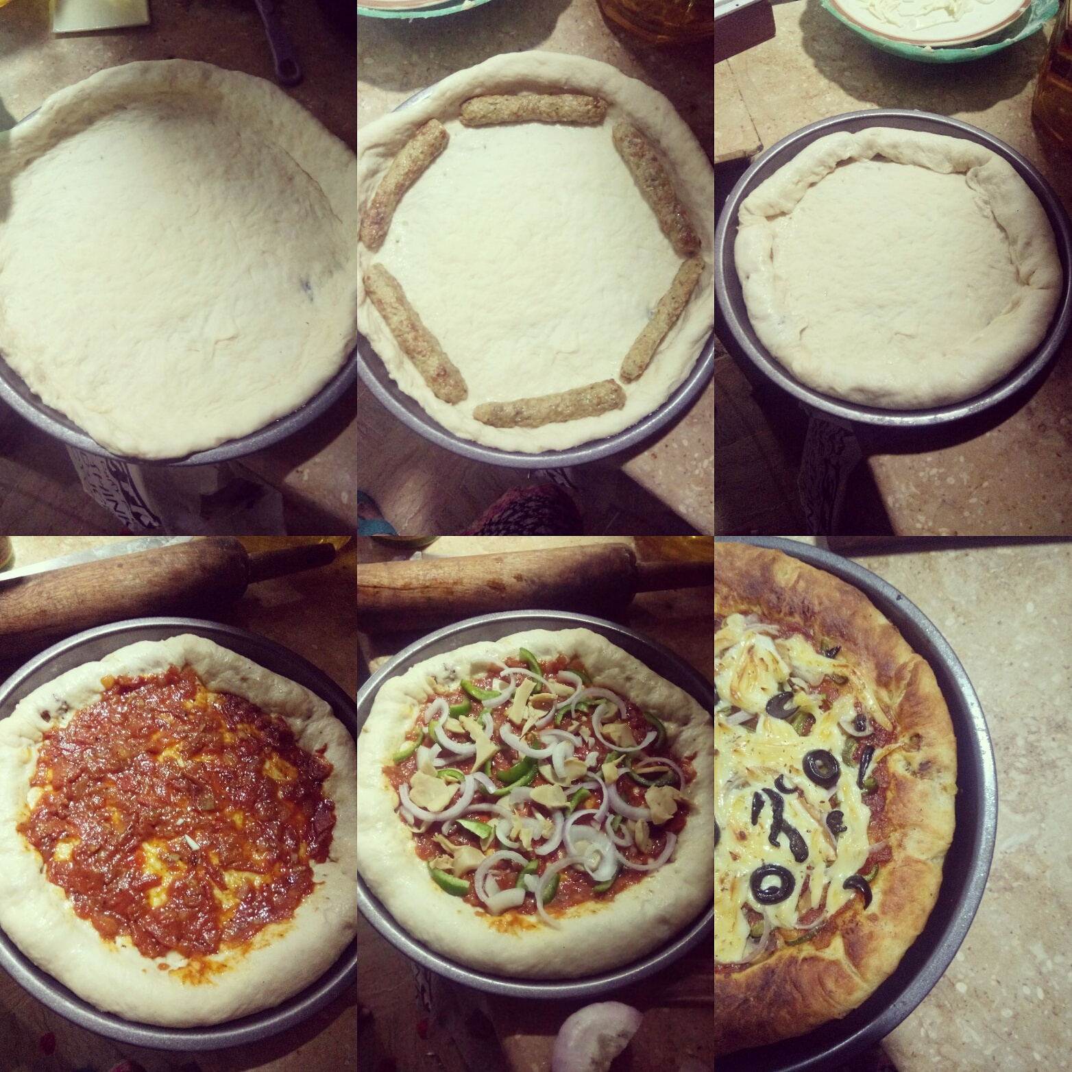 #MyBakingTales – Perfect Pizza Dough Recipe
